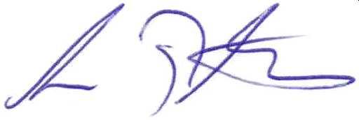 Unterschrift Dr. Stefan Böttger